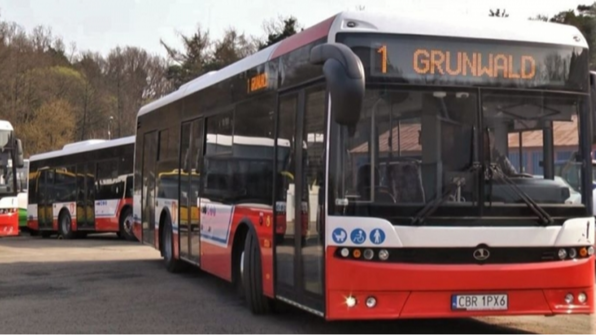 W weekendy kursy autobusów zawieszone