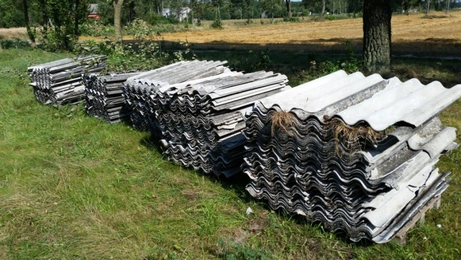 Inwentaryzacja azbestu