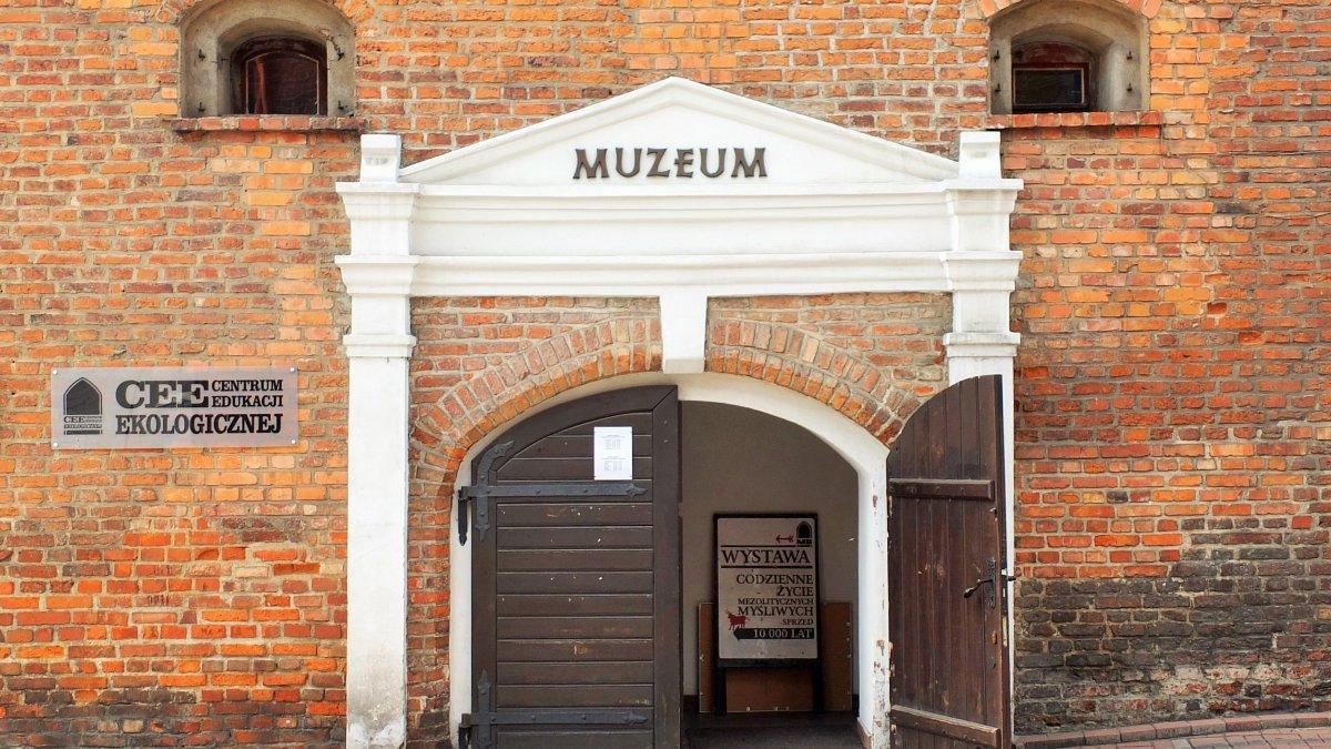 Muzeum otwiera się dla zwiedzających