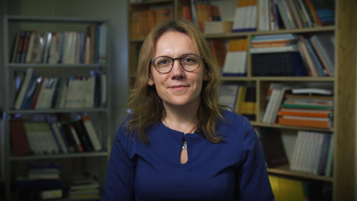 Na zdjęciu: Ewa Kwiesielewicz