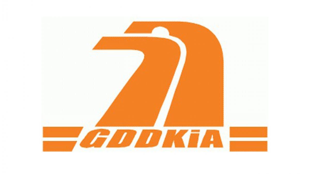 na zdjęciu: logo Generalna Dyrekcja Dróg Krajowych i Autostrad