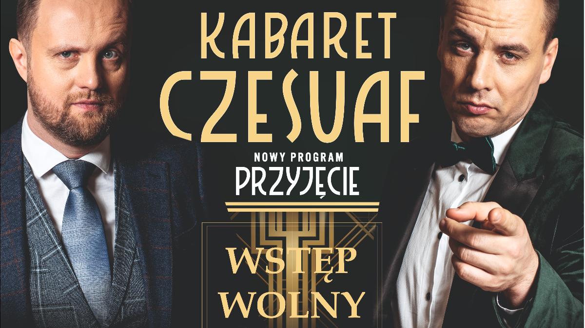 Powitanie lata – kabaret Czesuaf
