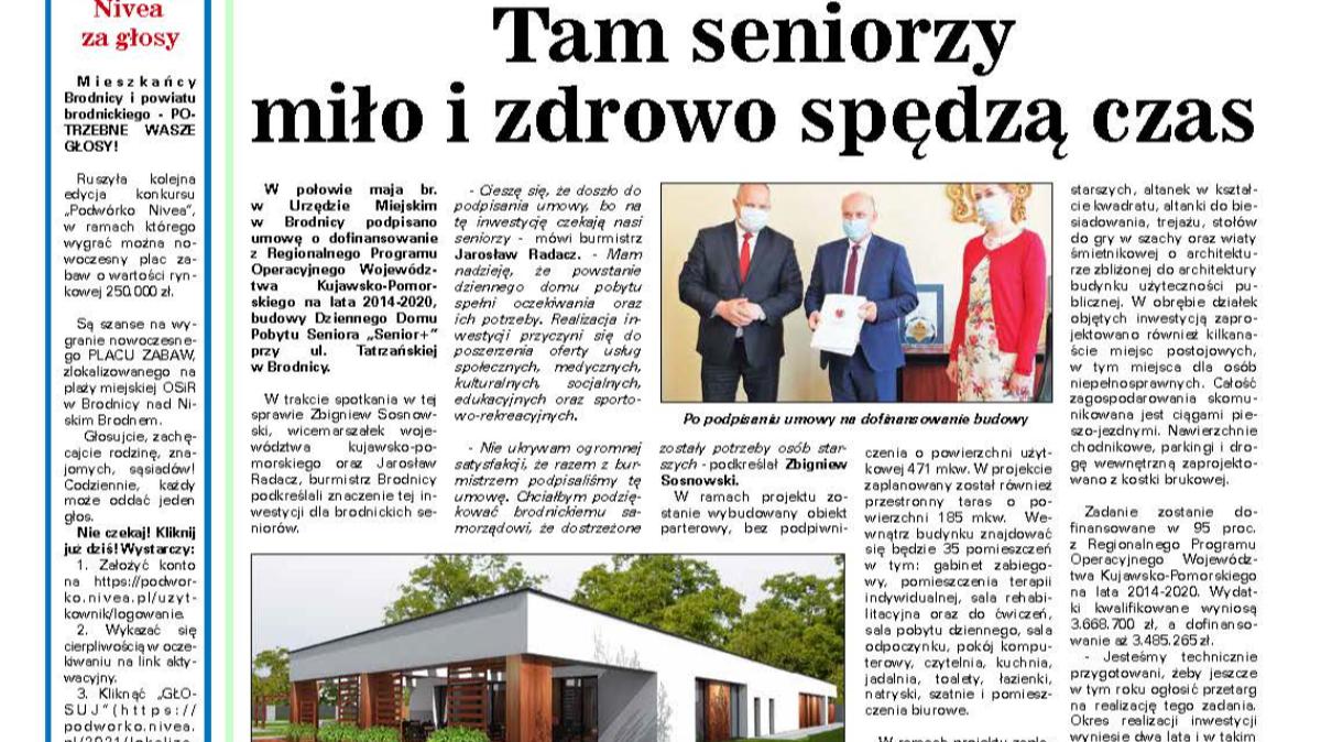 Ziemia Michałowska – czerwiec 2021 r.