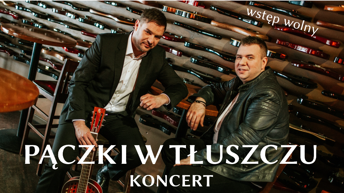 Tomasz Karolak z zespołem Pączki w Tłuszczu