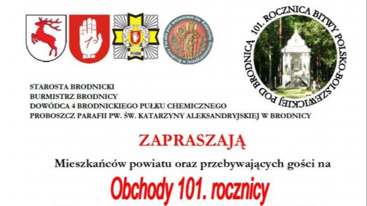 101. rocznica zwycięstwa nad bolszewikami