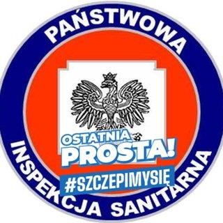 na zdjęciu: logo Państwowej Inspekcji Sanitarnej