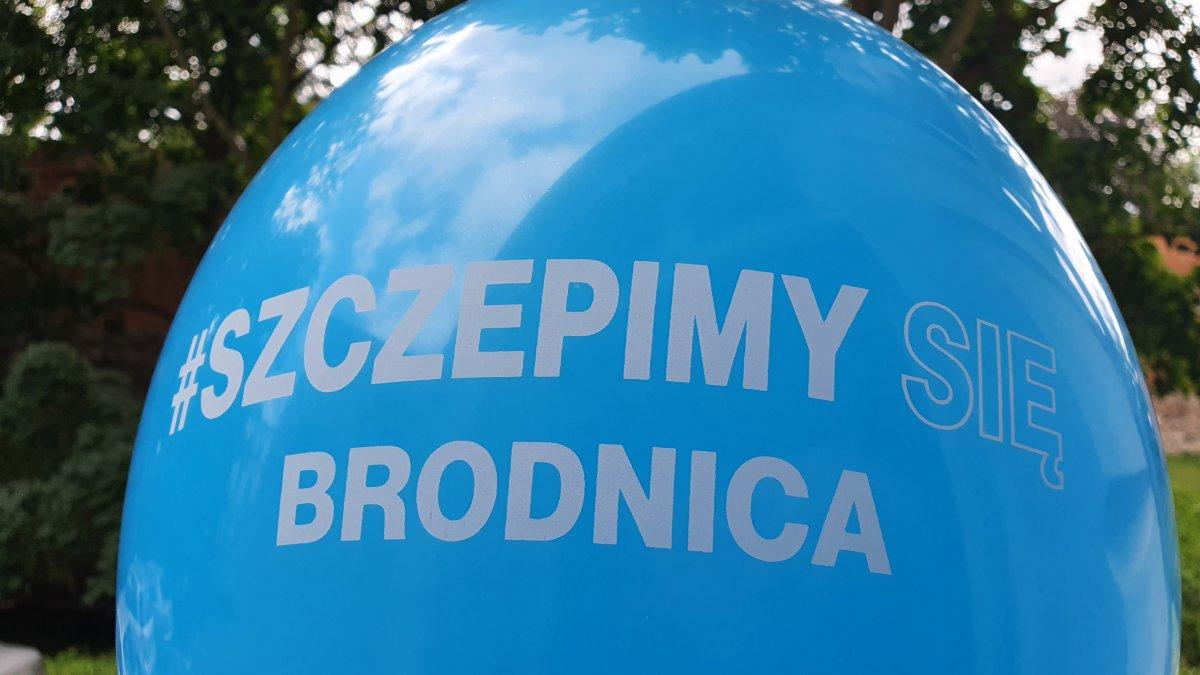 Punkty szczepień w Brodnicy