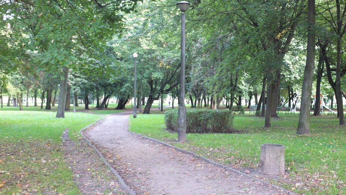 Ruszają prace w parku