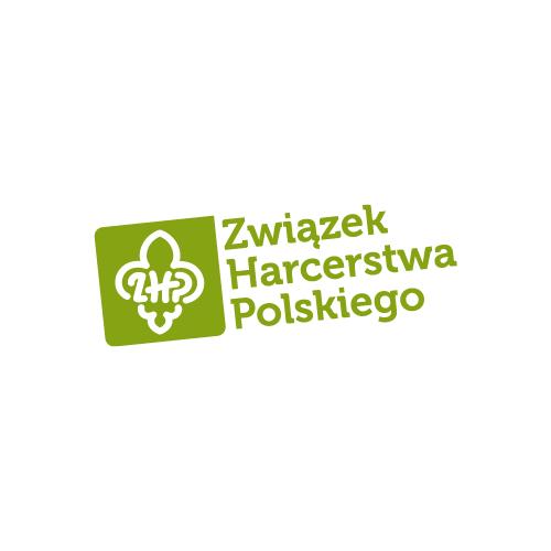na zdjęciu: logo ZHP