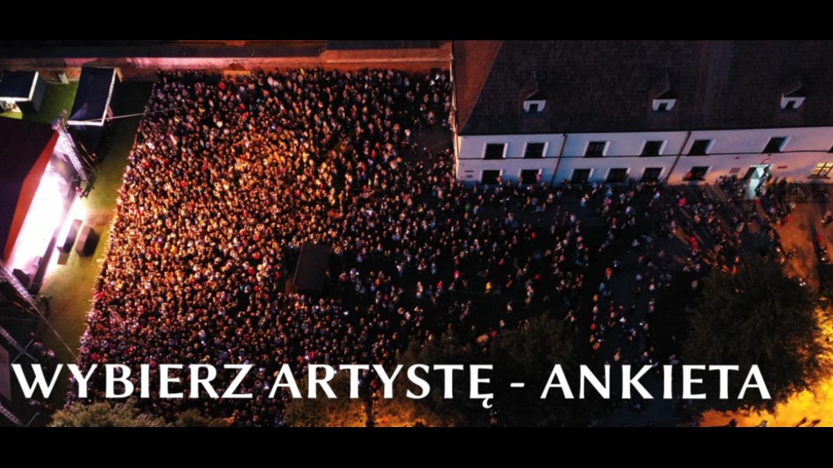 Wybierz artystę na Dni Brodnicy 2022 - ankieta