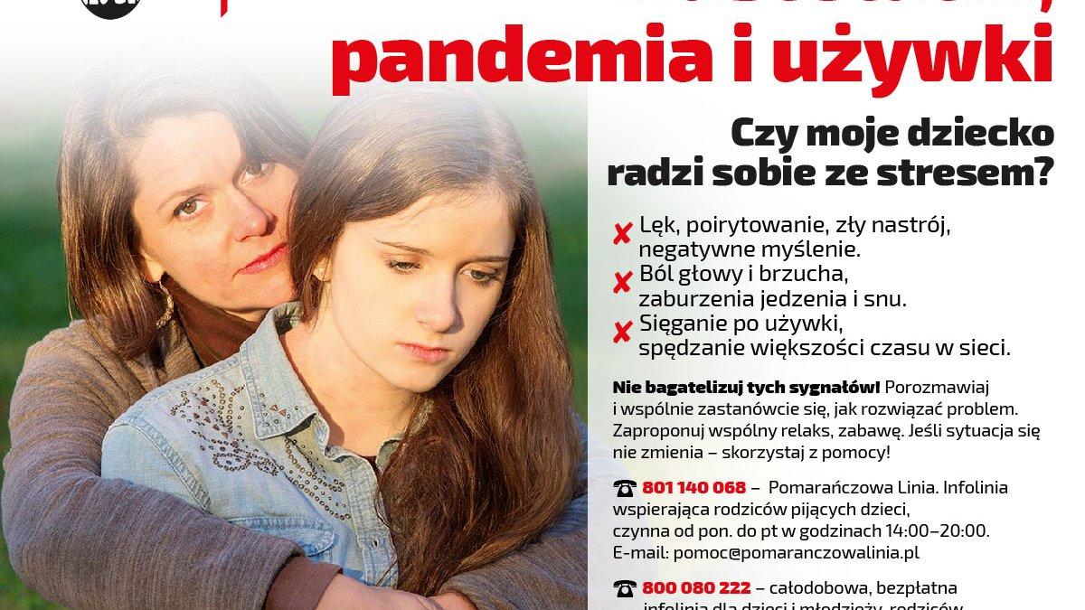 Zdjęcie przedstawia plakat wydarzenia