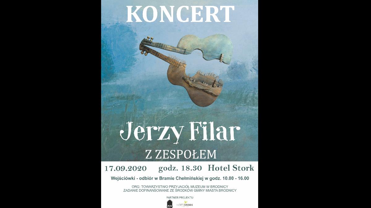 Koncert Jerzego Filara
