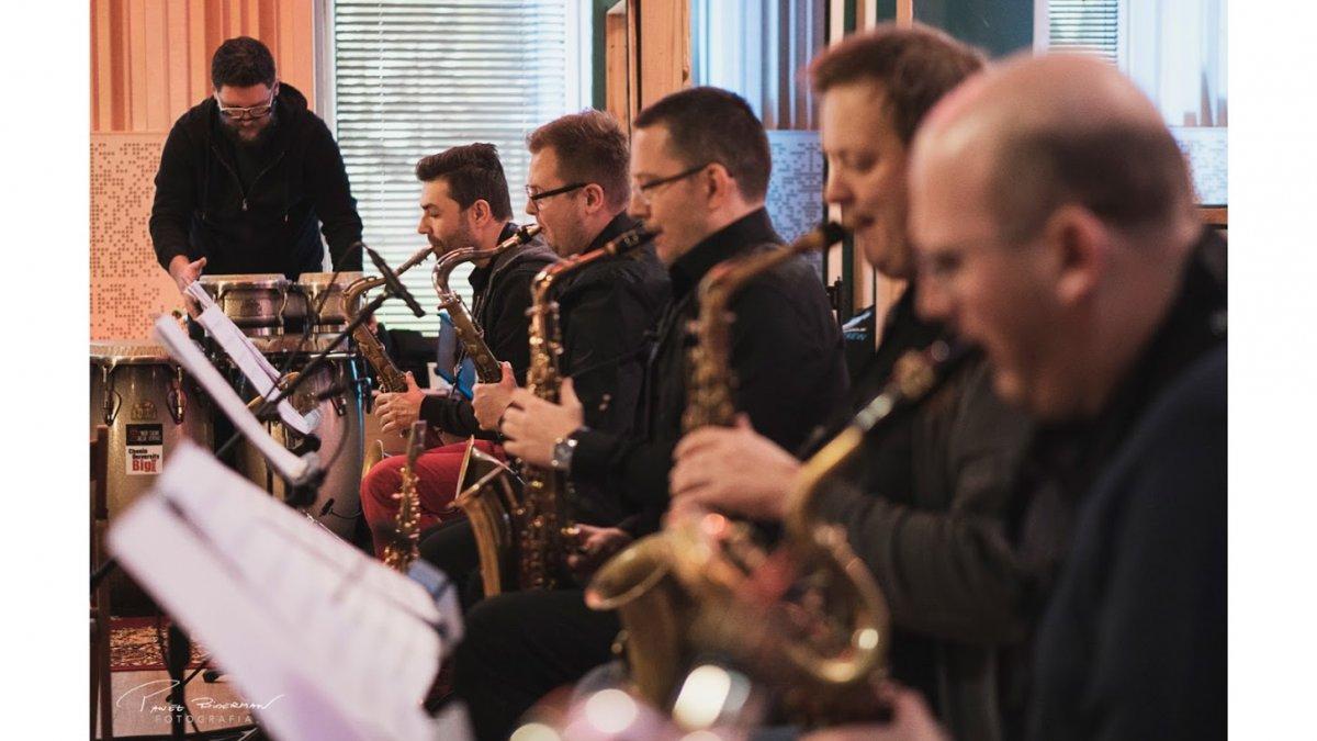 Na zdjęciu muzycy wykonujący Symfonię Brodnicką. fot. Paweł Biderman