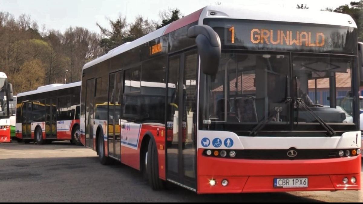 Kursy autobusów w przerwie świątecznej