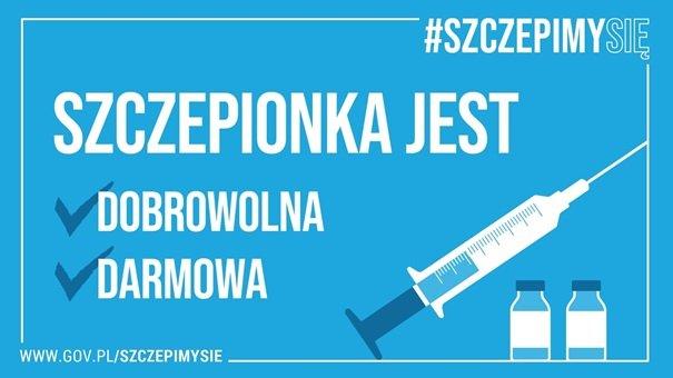 Informacja dot. szczepień