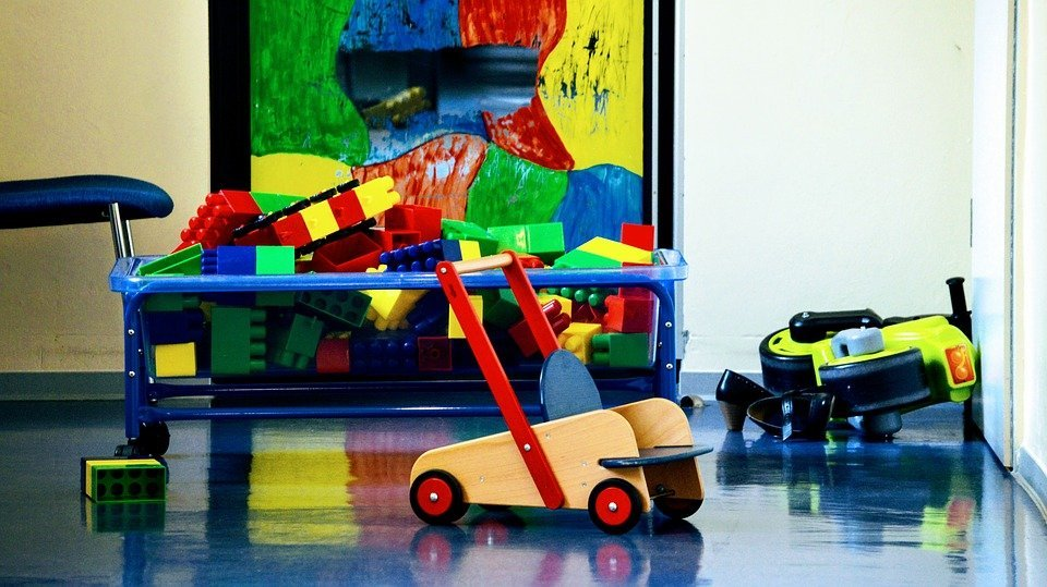 na zdjęciu: zabawki dla dzieci