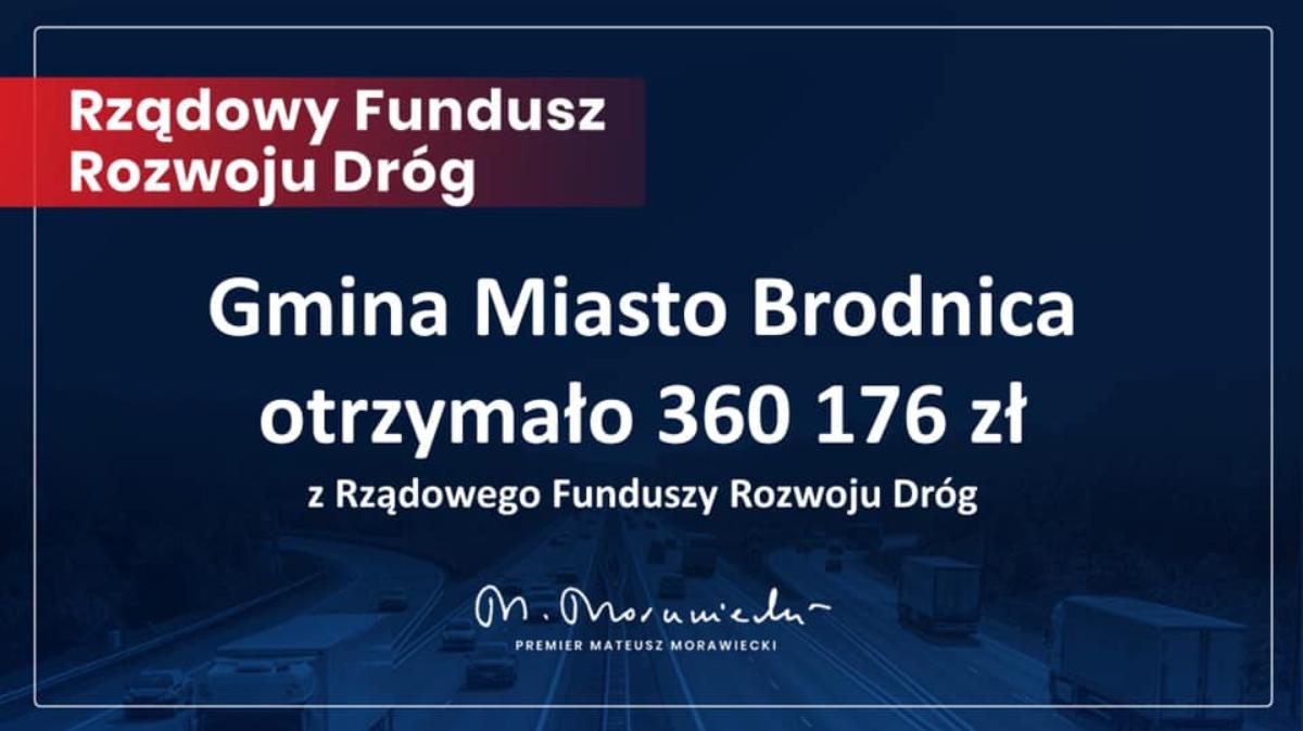 Rządowa dotacja na ul. Iglastą