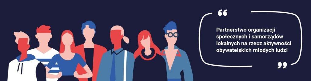 na zdjęciu: grafika z ludzikami