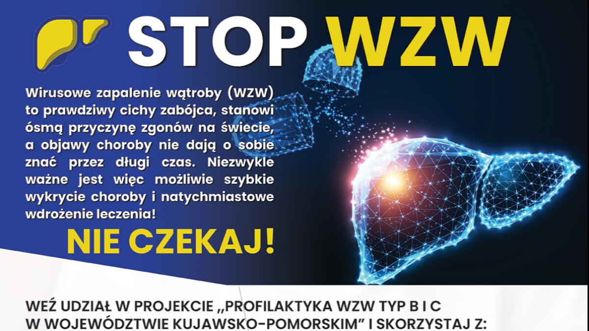 Profilaktyka WZW B i C w województwie kujawsko-pomorskim