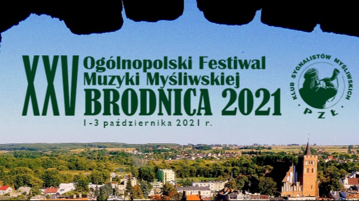 XXV Ogólnopolski Festiwal Muzyki Myśliwskiej