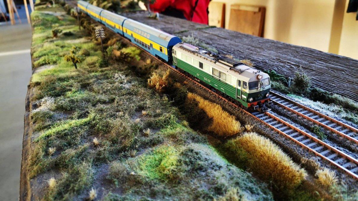Świat kolei w miniaturze